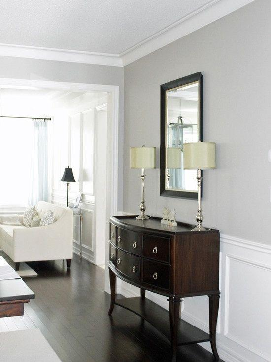 Grey living room paint 1 - inside a sophisticated room