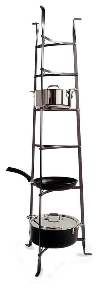 Kitchenware rack - for storing pans and pots