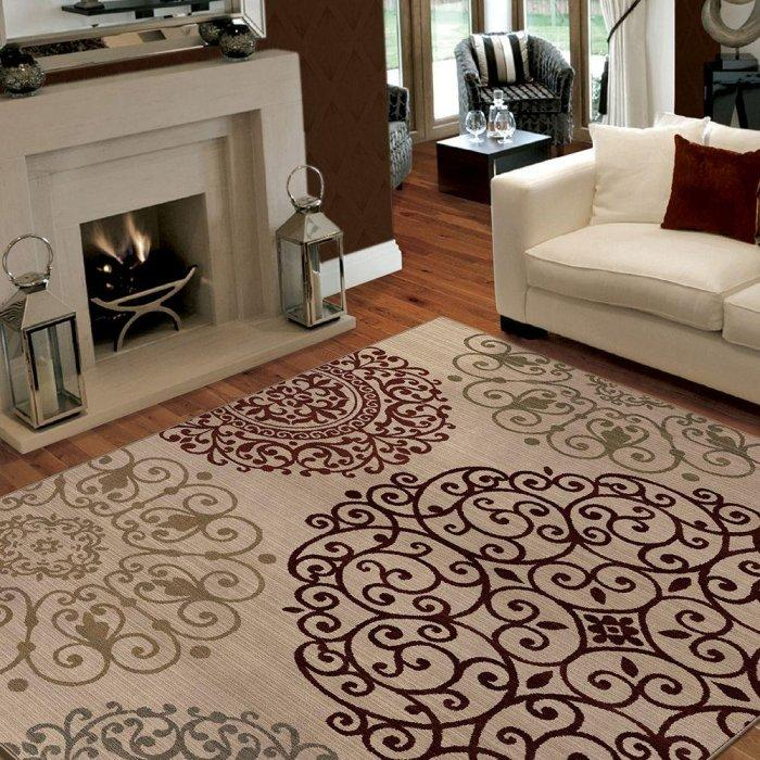 Living Room Area Rugs Blue Walls: What Type Of Carpeting Should You Pick Up For Your Home