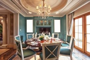 Dining Room Accent Wall – Ideas for Color Combination