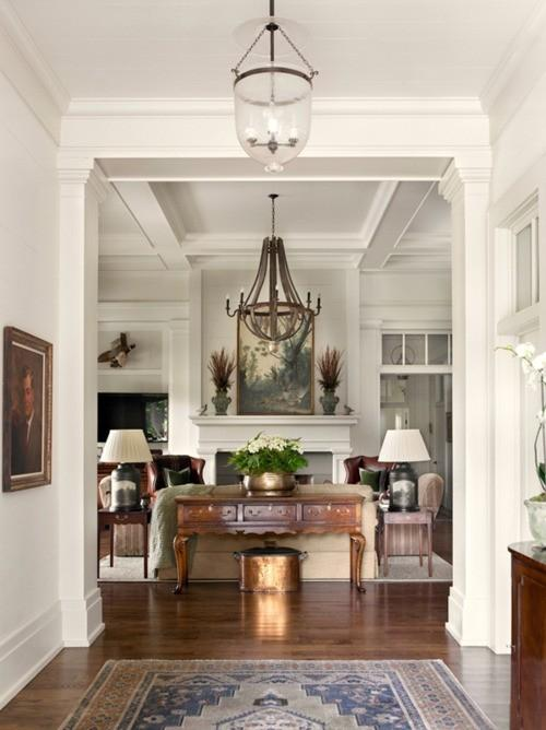 Modern decor idea 12 - classic chandelier