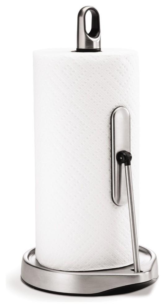 Paper holder - for kitchen paper rolls