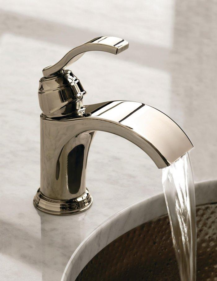 Bathroom Faucets Brass Nickel Glass Golden And Chrome Founterior