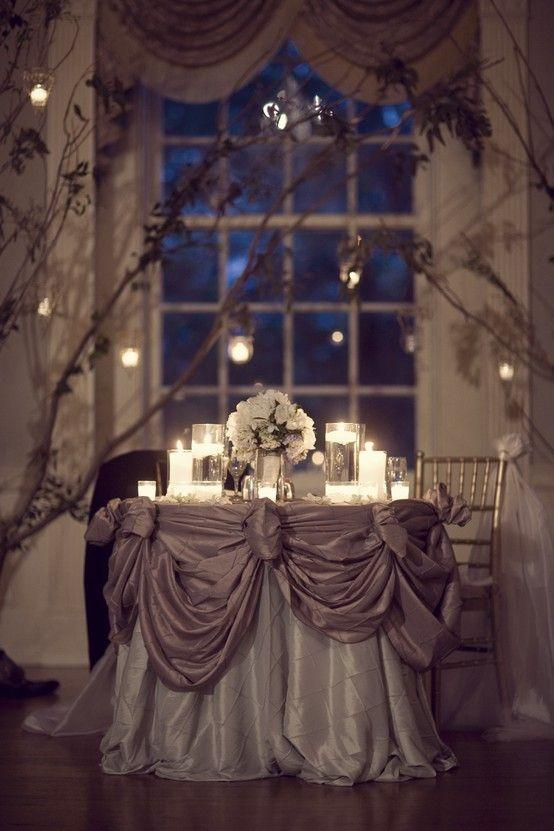 Romantic Dinner Table Ideas for Setting and Decoration ...