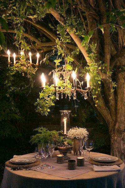 Romantic table setting & Romantic Dinner Table Ideas for Setting and Decoration | Founterior