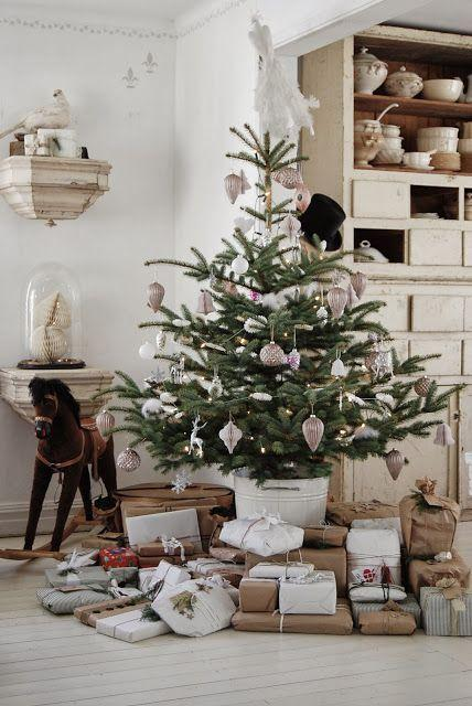 Scandinavian Christmas Decorations And Ideas P1 Founterior