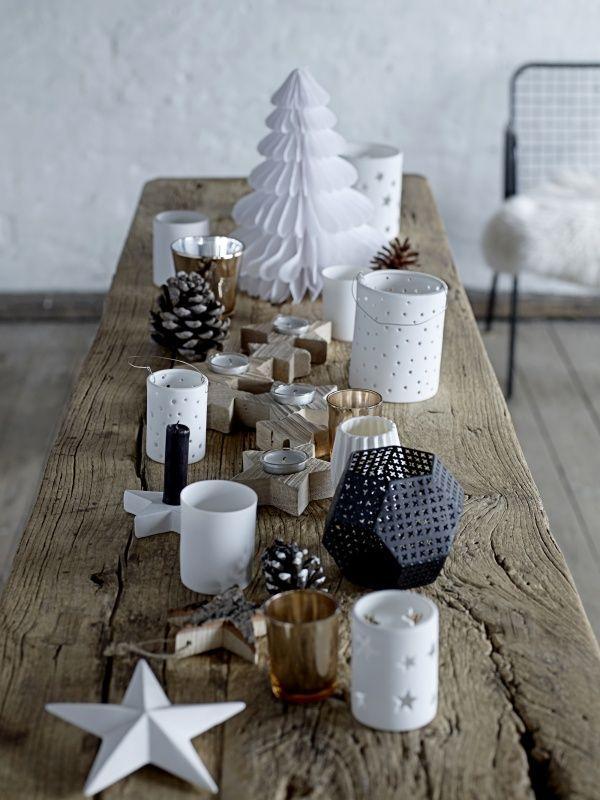 Scandinavian Christmas Decorations And Ideas P2 Founterior