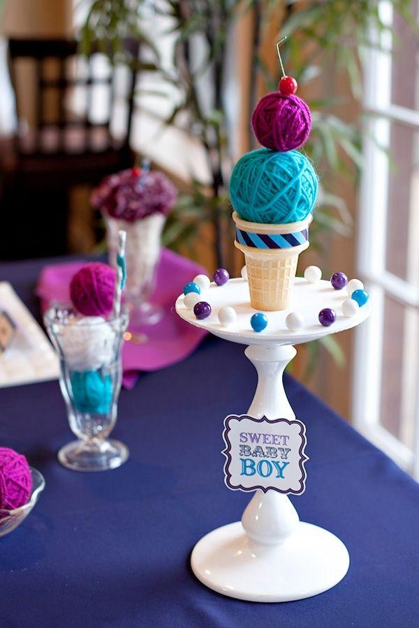 Sweet baby boy - decor for male