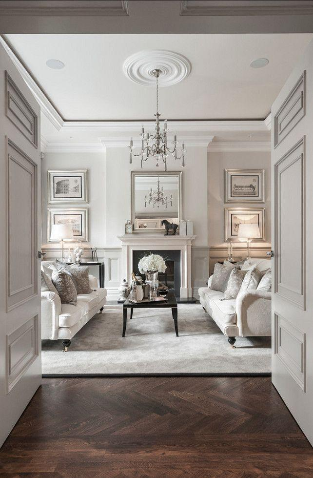 Mansion Drawing Room: What Paint Color Should We Choose For A Welcoming Home