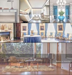 Interior Design Styles – Origin and Evolution