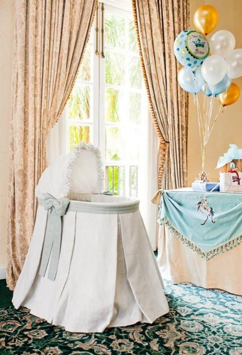 Baby shower crib- for the little one