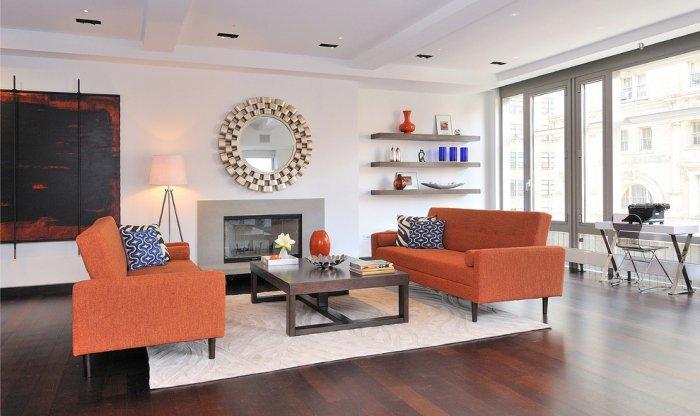 Den room and area design ideas founterior - Room ideas for small rooms ...