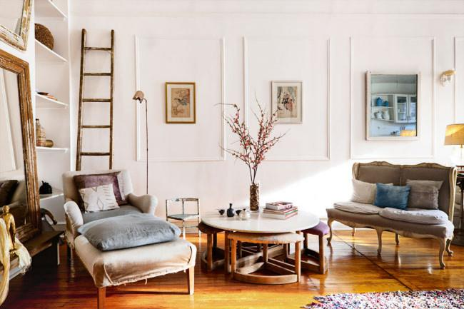 Apartment Decorating Ideas From New York Founterior