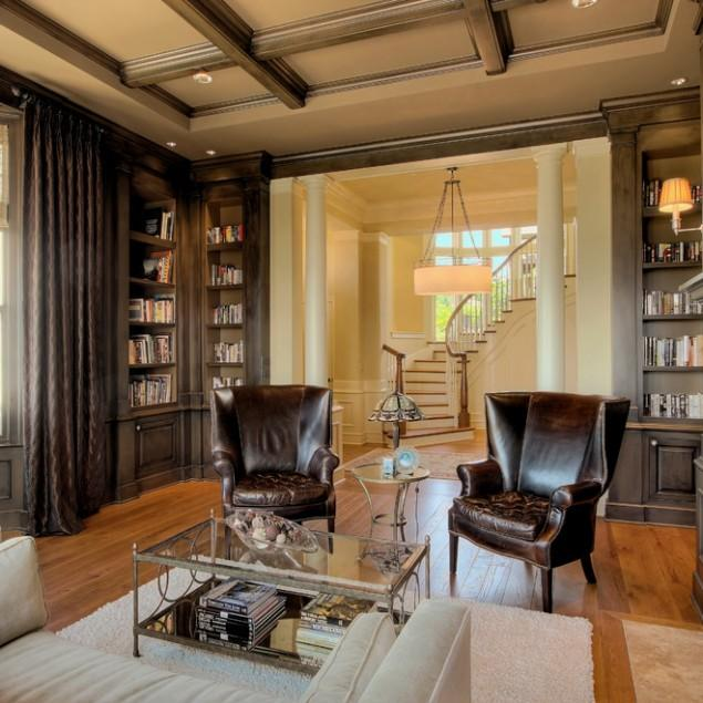 Den Room and Area Design Ideas
