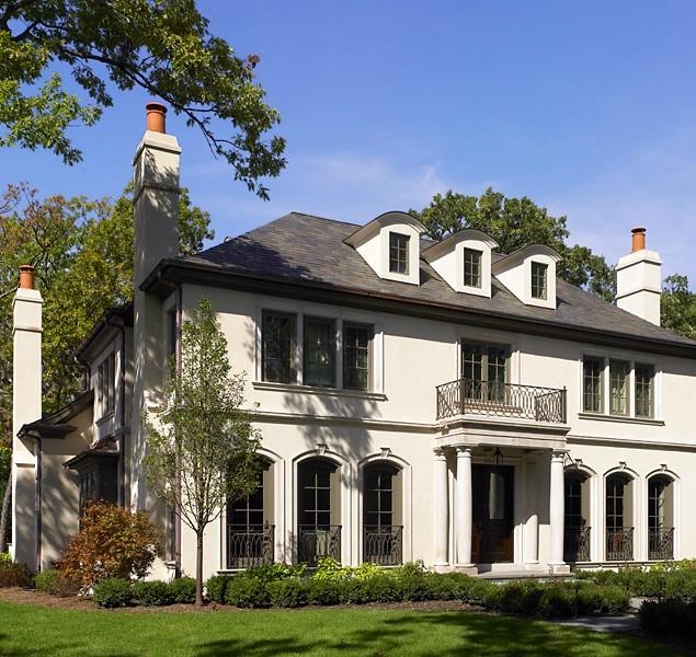 French Style Ecletic Architecture – 12 Amazing Houses