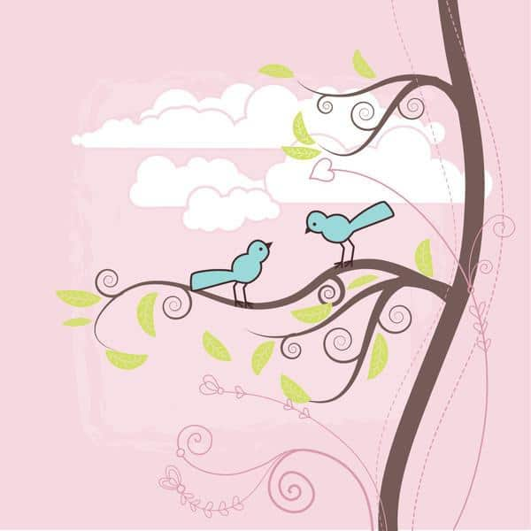 Funny baby shower decal - for wall application