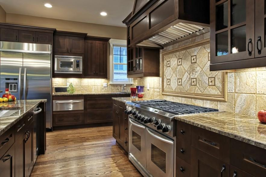 Granite Countertops - Match Your Kitchen Cabinets | Founterior