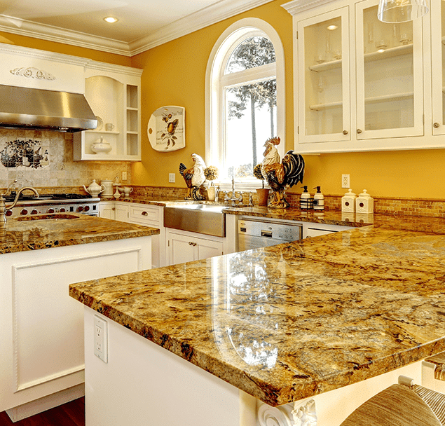 Granite Countertops For Kitchens - Guide