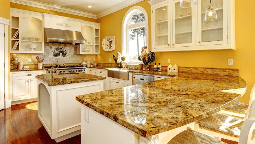 Granite Countertops For Kitchens - Guide