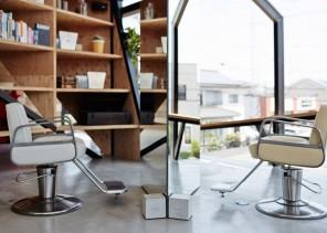 Hairdresser's Salon Architecture and Design