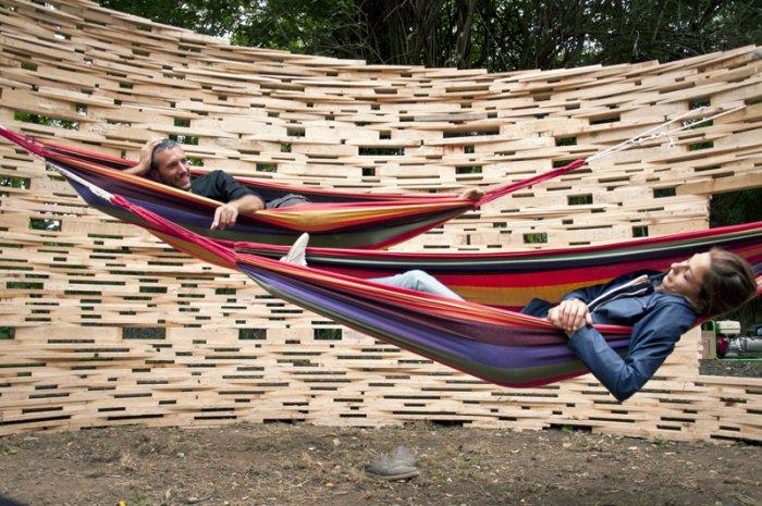 Hammocks - for space explorers