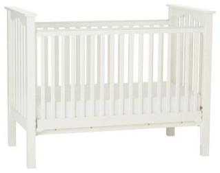 Kendall Fixed Gate Crib - for baby shower