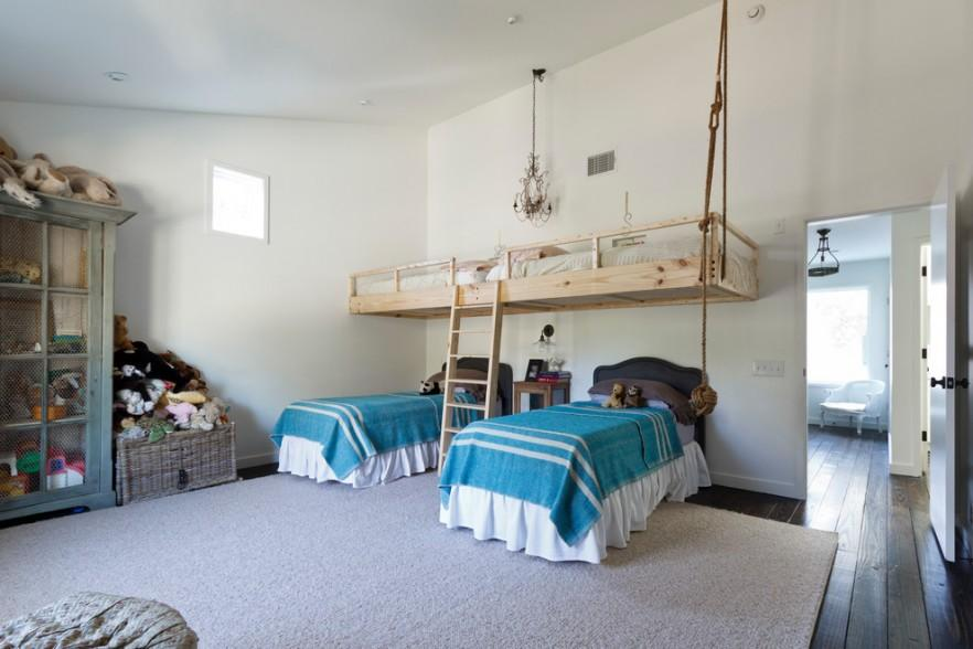 Loft Beds Design Ideas For Small Rooms Founterior