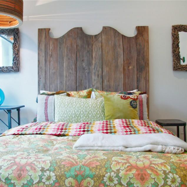 Pallet Headboard Ideas and Designs