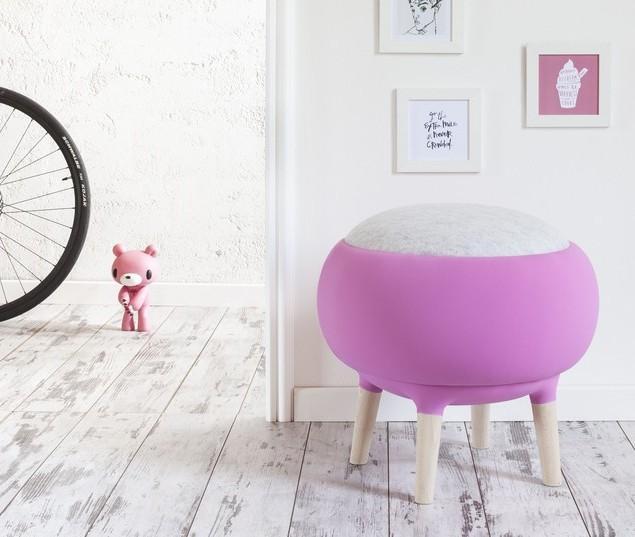 Modern concept chair - Cora by Manrico Freda