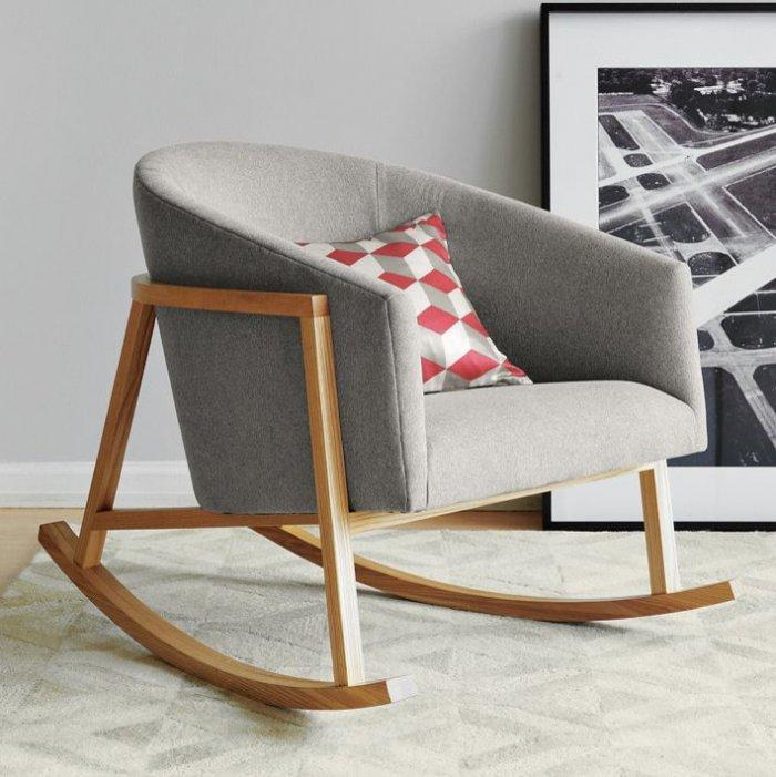 Ryder Rocking Chair - for baby shower