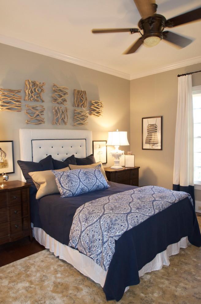 Wooden bedroom art - arranged pieces