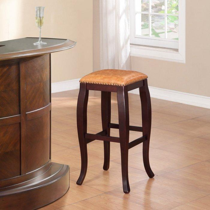 Classic kitchen bar stool - for classic interior designs
