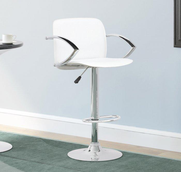 CorLiving-Adjustable-Barstool-with-Chrome-Armrests-in-Leatherette-set