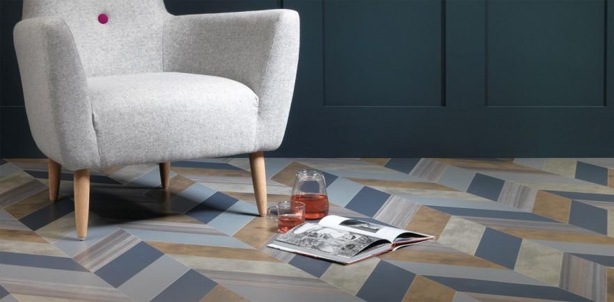 Designer Floor Tiles and Patterns for Bedroom