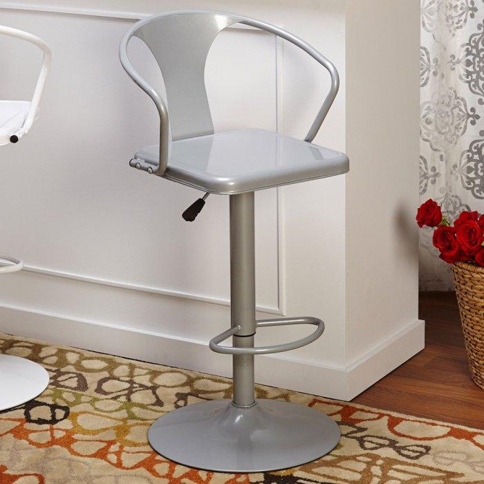 Industrial kitchen bar stool - for eclectic kitchens