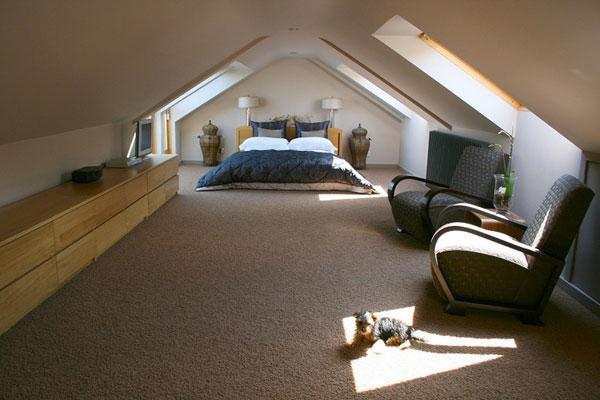 attic room 10