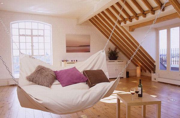 attic room 11