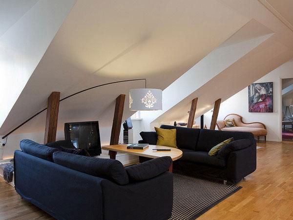 attic room 13