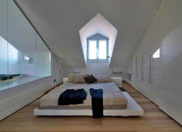 attic room 16