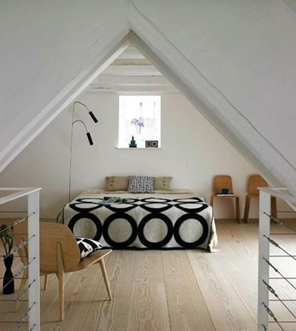 attic room 18