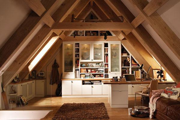 attic room 19