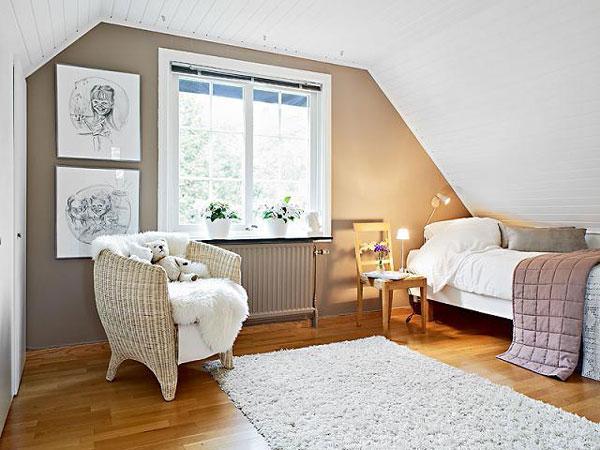 attic room 22
