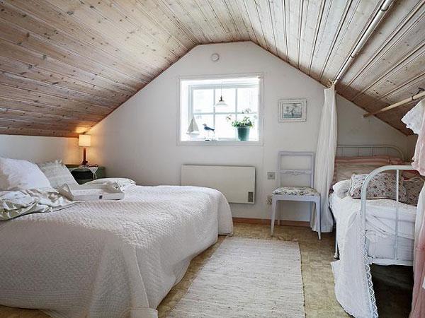 attic room 24