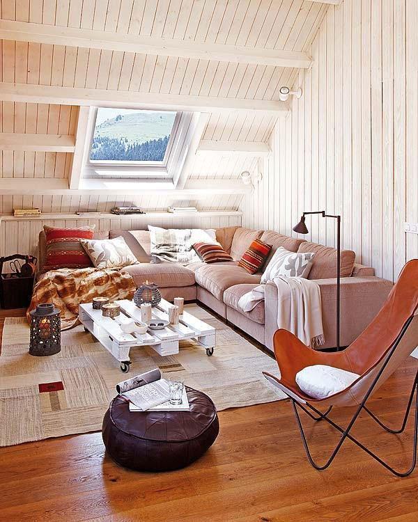 attic room 27