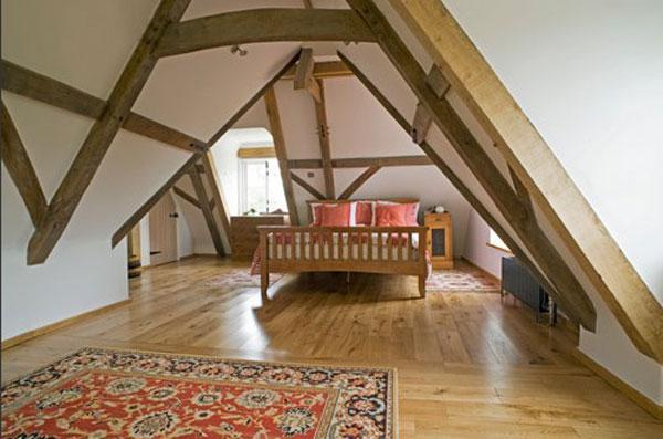 attic room 30