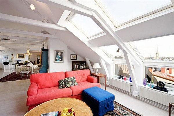 attic room 35