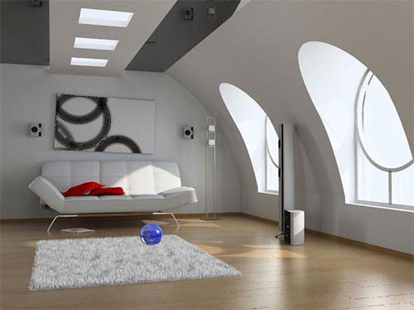 attic room 37