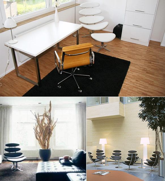 corona chair usage