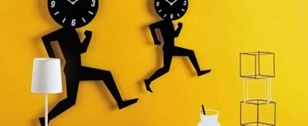 creative clock designs 610x250