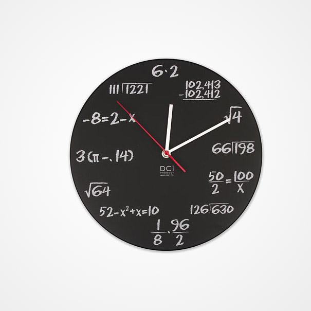 creative clocks 19
